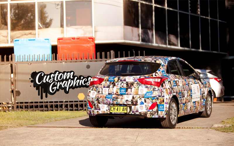 car graphics sydney