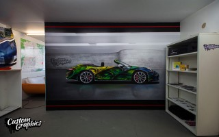 frameless lightboxes
