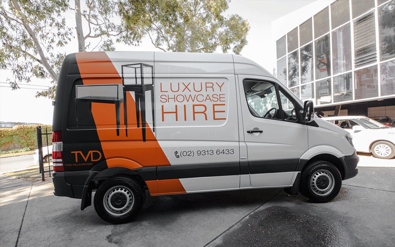 vehicle signage wraps