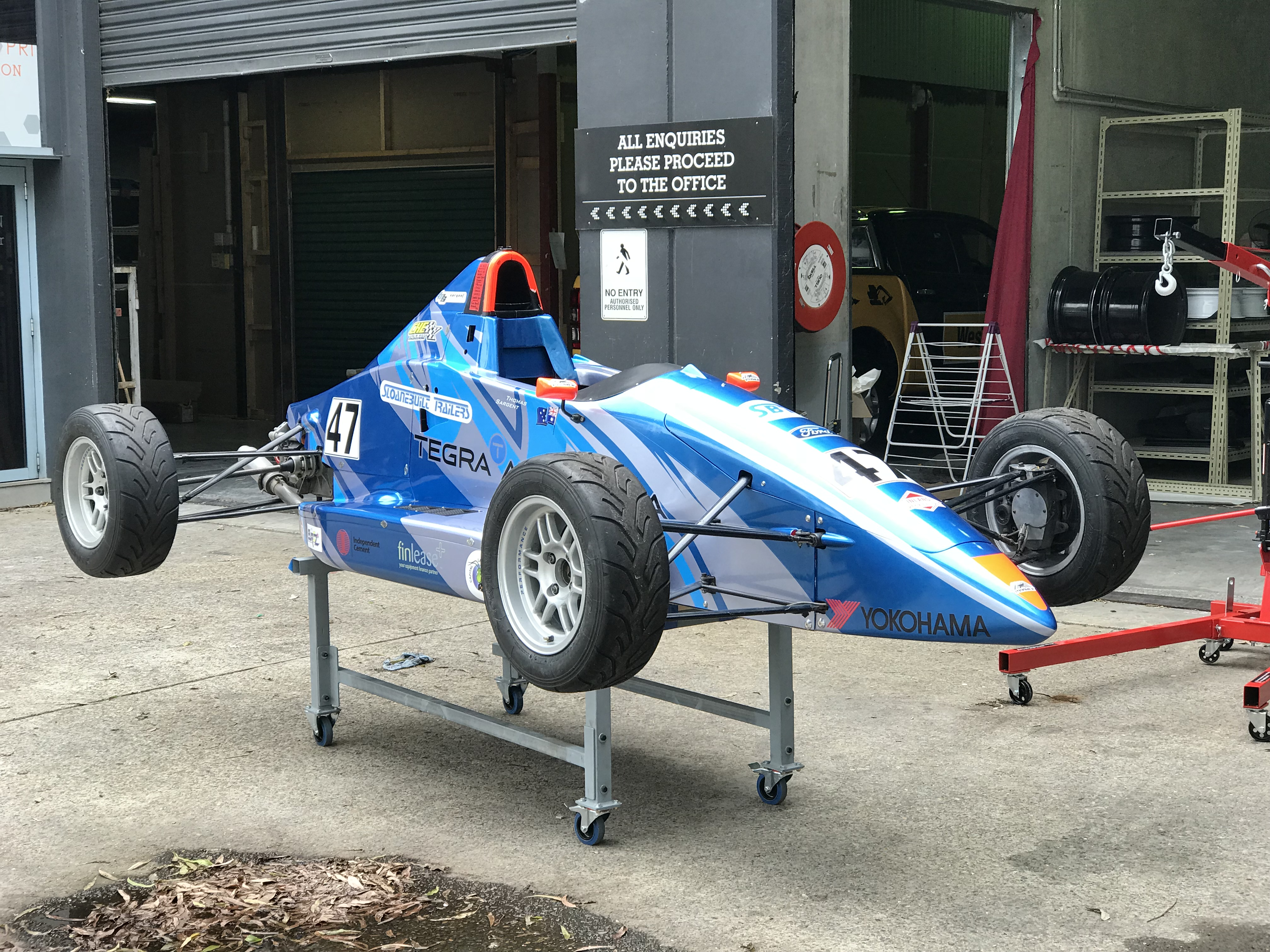 Another Formula Four